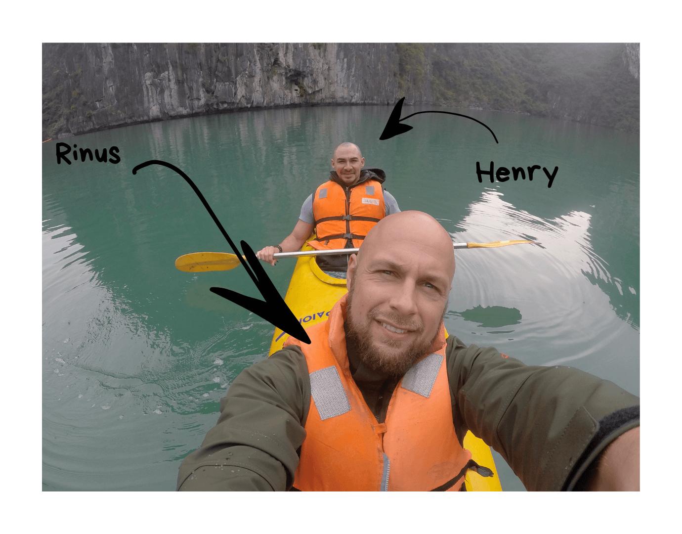 producten review droog trainen protocol mannen Henry en Rinus