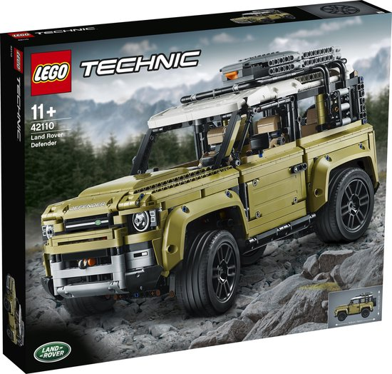 producten review lego technic lego land rover 01