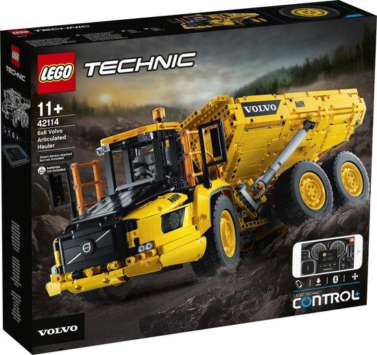 producten review lego technic lego volvo 01